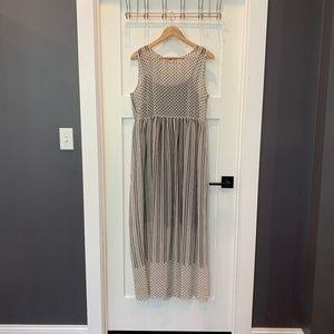 Madewell Print Mix Maxi Dress